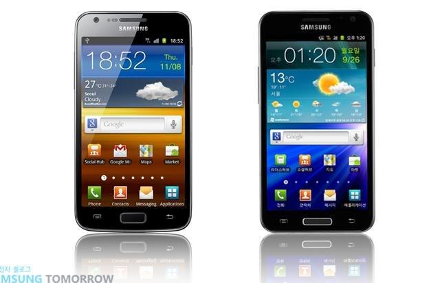 Trei noi telefoane de la Samsung: Omnia W, Galaxy S2 LTE și Galaxy S2 HD LTE