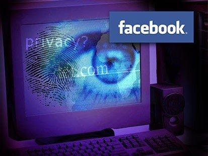 """""""Big Brother"""" te priveşte! Facebook ştie tot ce faci chiar şi după ce ai ieşit din reţea"""