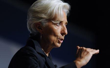 Christine Lagarde: FMI ar putea rămâne fără bani pentru împrumuturi