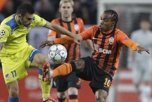 Liga Campionilor: Sahtior, doar egal acasă cu APOEL. Barcelona câştigă cu 5-0 în Belarus
