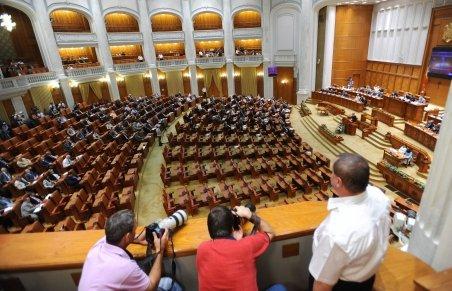 Vezi ce lege a votat miercuri Parlamentul Tinerilor