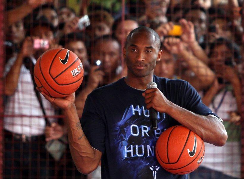 Kobe Bryant confirmă că ar putea juca în Italia