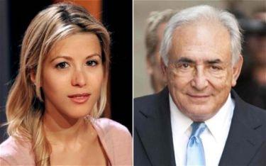 DSK o acuză de calomnie pe jurnalista care susţine că a încercat s-o violeze