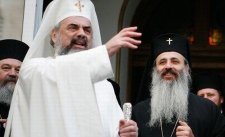 Patriarhul Daniel a sărbătorit patru ani de când conduc Biserica Ortodoxă Română