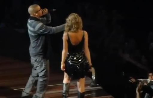 """Cine spune că ritmurile rap şi country nu """"se pupă""""? Duet surpriză Taylor Swift - T.I."""