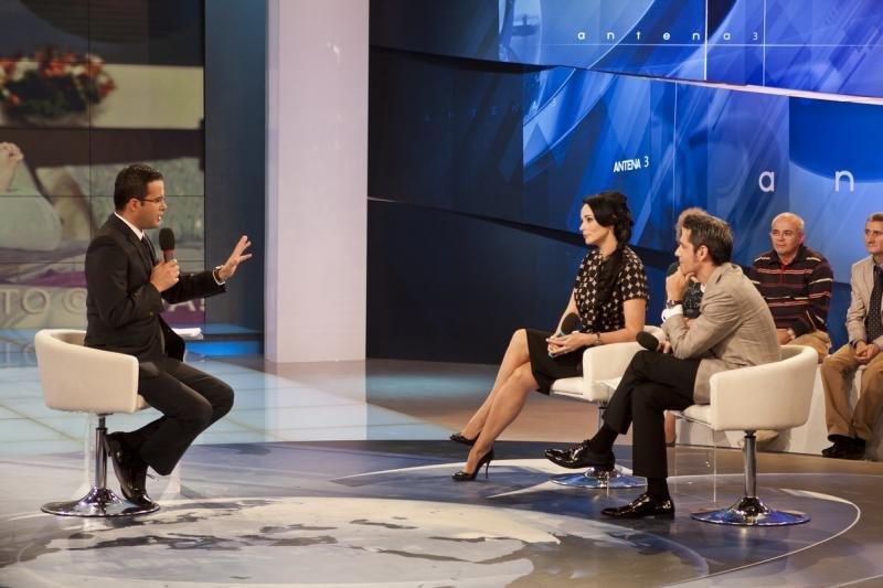 Publicul a ales să urmărească cel mai mediatizat cuplu la cel mai bun talk show