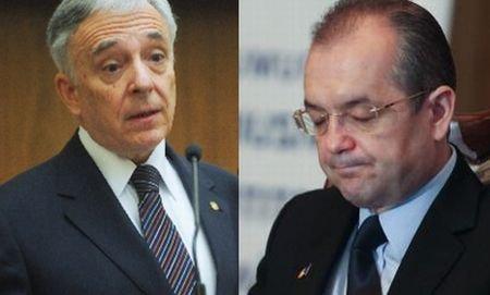 Cine are dreptate? Isărescu susţine reducerea CAS cu 2%. Boc se opune