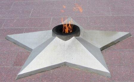 Factura la gaze a stins flacăra eternă de la monumentul soldaţilor ruşi din Vladivostok