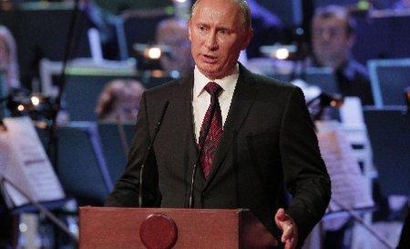 Putin: Rusia este mai pregătită să facă faţă crizei decât era în 2008