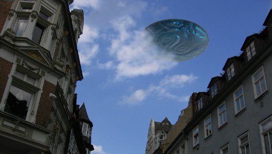 Invazie extraterestră în 2012? Americanii cred că trei OZN-uri uriaşe vor ajunge pe Pământ în decembrie