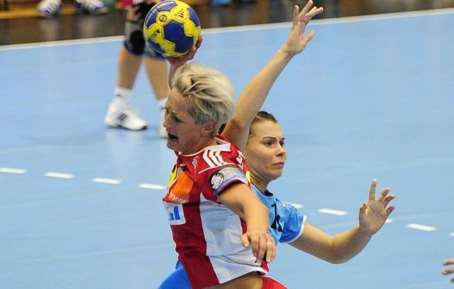 Oltchim Rm. Vâlcea a obţinut cea de-a doua victorie în Liga Campionilor la handbal feminin