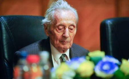 A murit Ion Diaconescu, preşedintele de onoare al PNŢCD