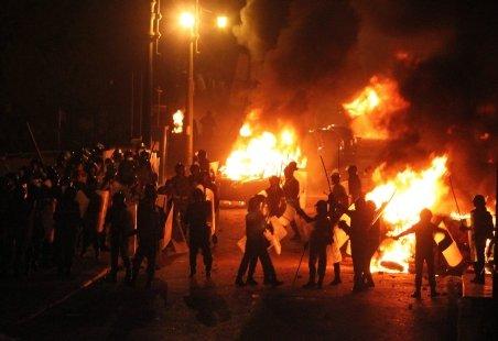 Cel puţin 25 de morţi şi peste 270 de răniţi, în violenţele din Egipt