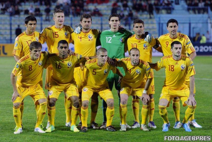 România a remizat la Tirana şi a terminat pe locul 3 în preliminariile EURO 2012