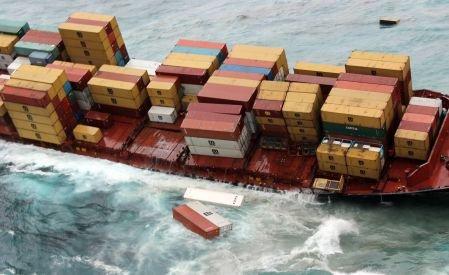 Peste 2.000 de tone de ţiţei ar putea ajunge în ocean, după ce un vas a eşuat în largul Noii Zeelande