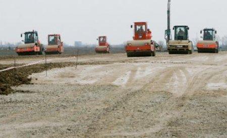 Autostrada Bucureşti-Ploieşti are finalizaţi doar 25 de kilometri, deşi trebuia să fie gata în decembrie