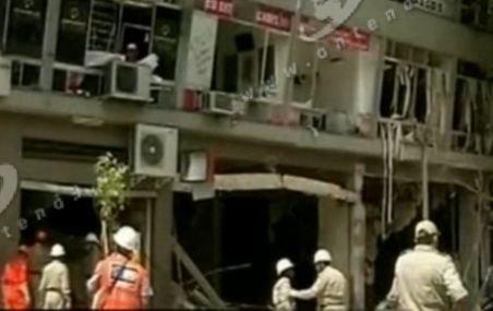 Explozie de proporţii la un restaurant din Rio de Janeiro. Cel puţin trei oameni şi-au pierdut viaţa