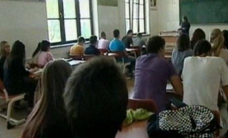 Peste 500 de elevi de la o şcoală din Ploieşti, evacuaţi de urgenţă