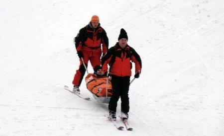 Avertizare salvamont Bucegi: Turiştii vor circula numai pe traseele de la baza muntelui