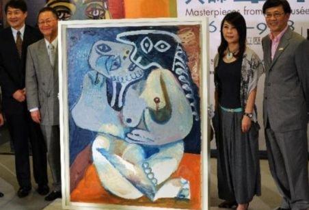 Expoziţie Picasso la Shanghai: 62 de tablouri, o hologramă 3D a artistului şi instantanee din viaţa sa