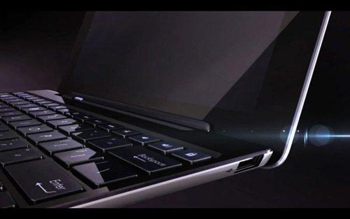 Asus Transformer Prime, tableta quad-core cu tastatură detașabilă