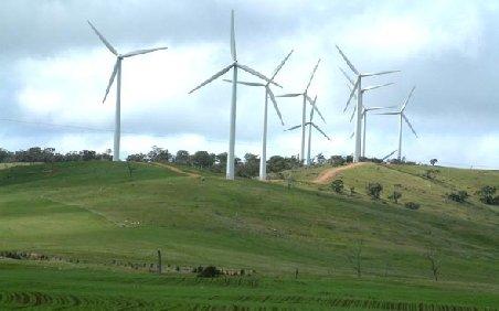 Suceava. Parcuri eoliene în valoare de 780 de milioane de euro