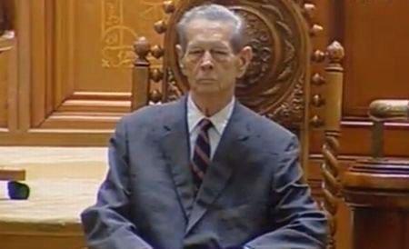 Regele Mihai, discurs istoric în Parlament: Nu putem avea viitor fără să respectăm trecutul!