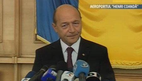 Băsescu: Dacă băncile-mamă scad fluxul de capital, n-am mai putea finanţa nici bugetul din acest an