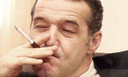Infractori cu umor: Poza lui Gigi Becali, folosită pentru falsificarea unor acte
