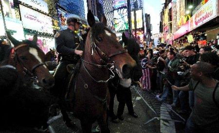 Aproximativ 60 de militanţi Occupy Wall Street, arestaţi în California