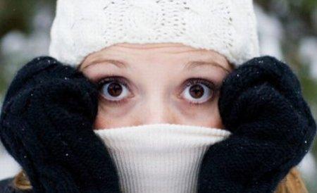 Un week-end cu temperaturi extreme: Trecem de la 20 grade ziua la sub zero noaptea