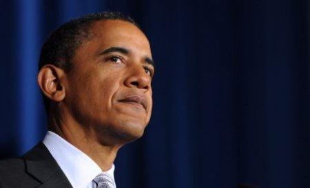 Obama îi ironizează pe republicani: Dumnezeu vrea să ne ajutăm singuri trimiţându-i pe oameni la muncă