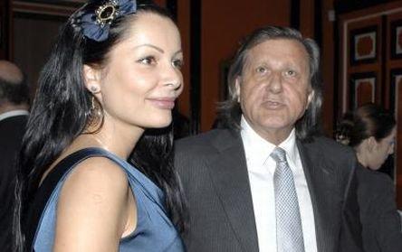 Brigitte Sfăt, în culmea fericirii: Ilie Năstase i-a oferit inelul de logodnă