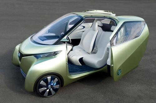 Nissan Pivo 3, un concept electric interesant care va fi prezentat la Tokyo