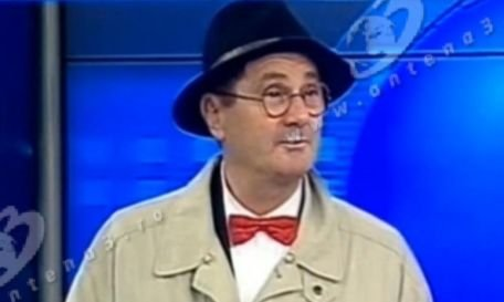 Radu Gheorghe: Lumea în care trăim este o lume nebună, nebună, nebună