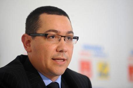 Victor Ponta: USL nu va fi afectată de ieşirea lui Mircea Geoană din PSD