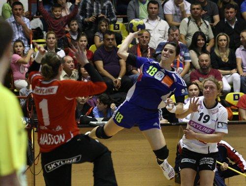 Liga Campionilor: Oltchim, în grupă cu Buducnost, Krim şi Metz. Vezi programul
