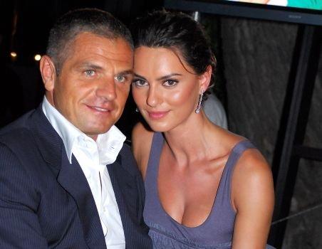 Catrinel Menghia divorţează după şase ani de căsnicie. Soţul italian era extrem de gelos şi nu dorea un copil