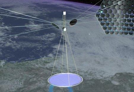 Energie curată din spaţiu, trimisă wireless pe Pământ - o nouă idee posibilă în doar câteva decenii