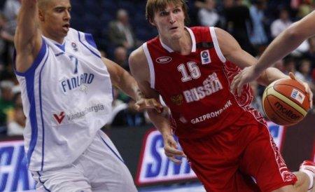 Andrei Kirilenko accidentat grav în campionatul Rusiei
