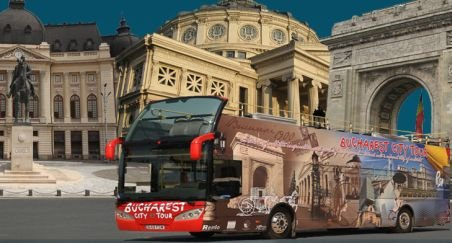 Circuitul turistic Bucharest City Tour va fi deschis şi în perioada iernii