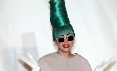 Lady Gaga, diva cu cea mai bizară colecţie de pălării