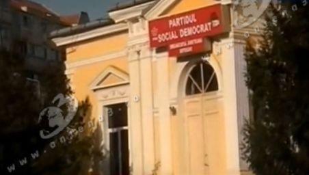 Un reporter a fost agresat pentru că filma sediul PSD Botoşani