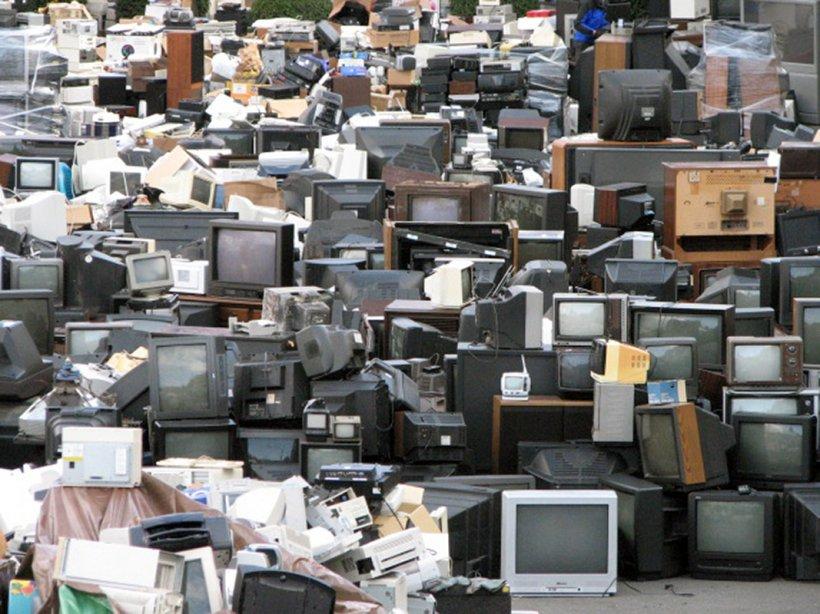 Soluţie inedită. Municipalitatea din Târgu Jiu a organizat tombolă pentru reciclarea electrocasnicelor
