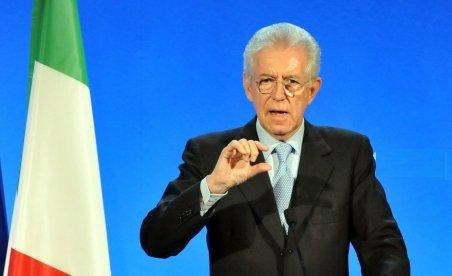 Premierul italian Mario Monti şi-a completat Guvernul cu noi nominalizări