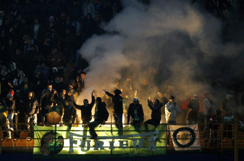 Europa League în imagini