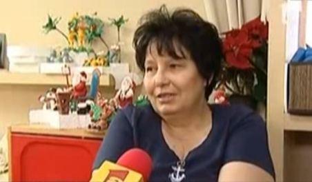 O româncă a devenit regina torturilor după ce creaţiile ei au apărut în emisiunea unui cofetar din New York