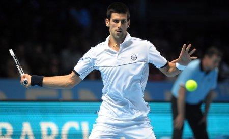 Novak Djokovic a devenit jucătorul de tenis cu cele mai mari câştiguri într-un sezon ATP
