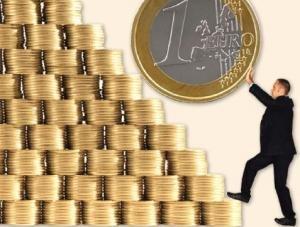 În sfârşit o veste bună pentru românii cu credite în euro. Euriborul a scăzut la 1%