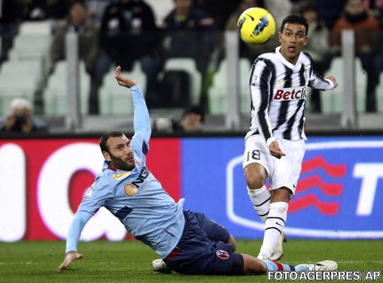Juventus s-a calificat în sferturile de finală ale Cupei Italiei, după 2-1 cu Bologna